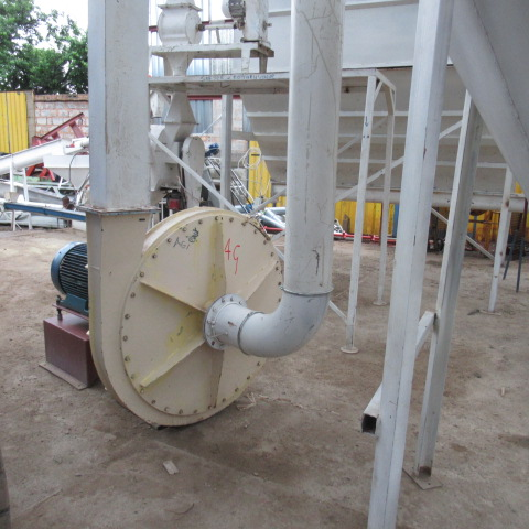 Cyclone And Blower (AG)    DE22