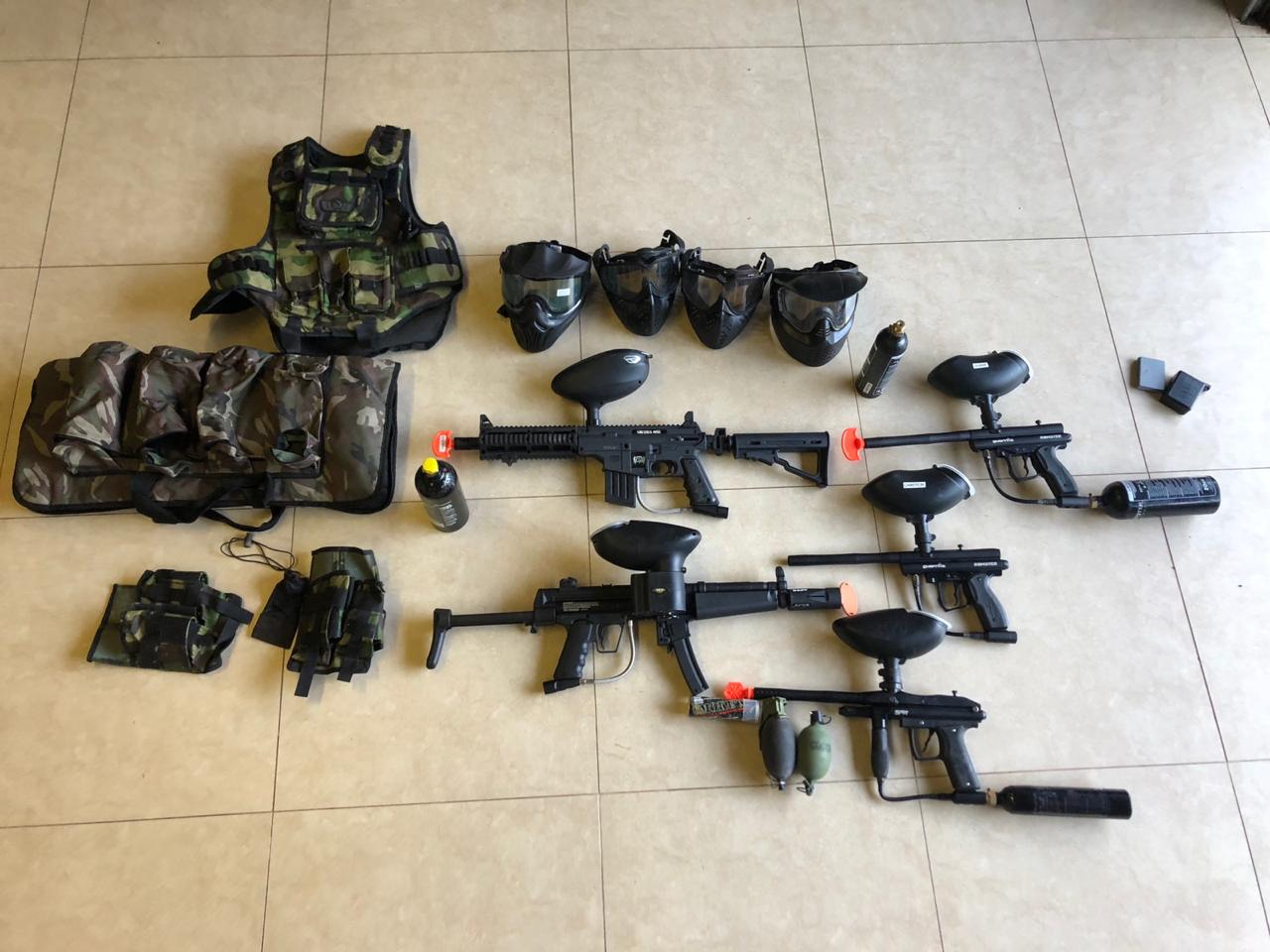 Paintball Guns And Accessories For Sale Junk Mail