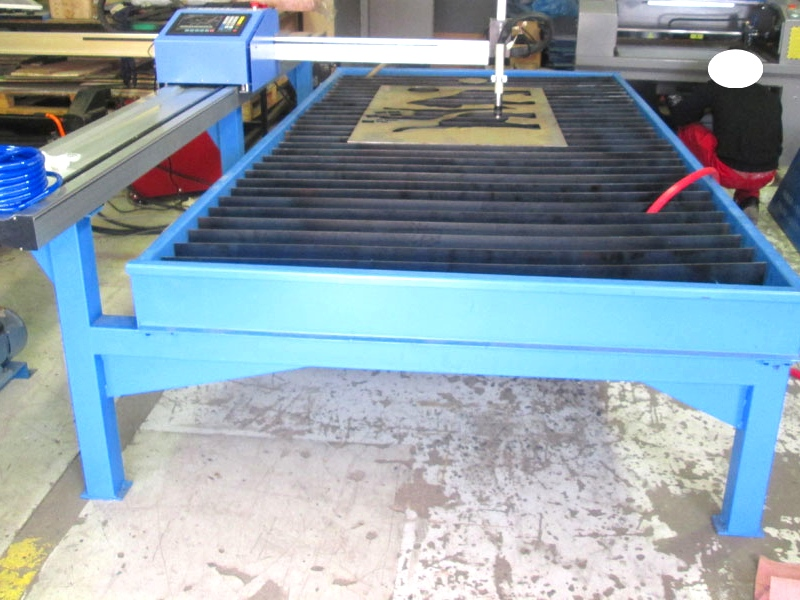 P-1530P MetalWise Lite CNC Plasma/Flame Dry/Water Cutting Table 1500x3000mm, Stepper Motor