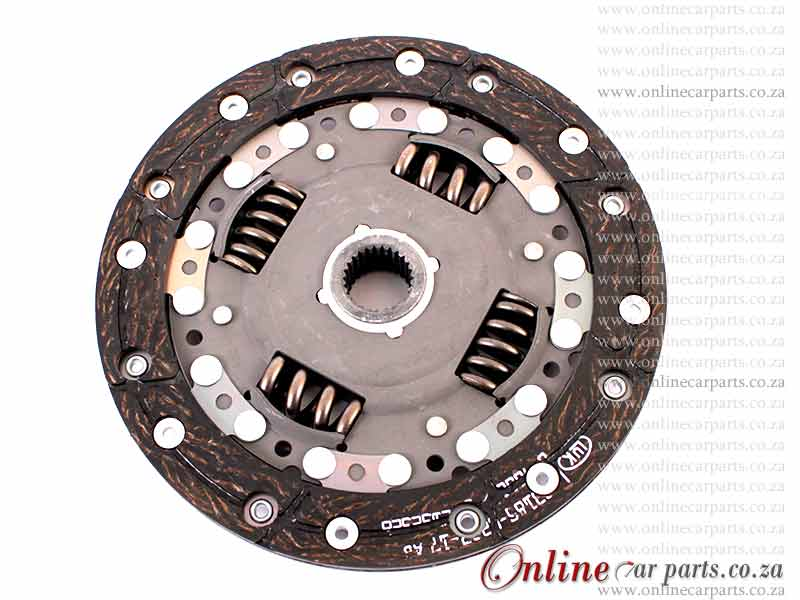 Renault Sandero II 1.2 2012- D4F 732 16V 55KW 180mm 26 Spline Clutch Kit