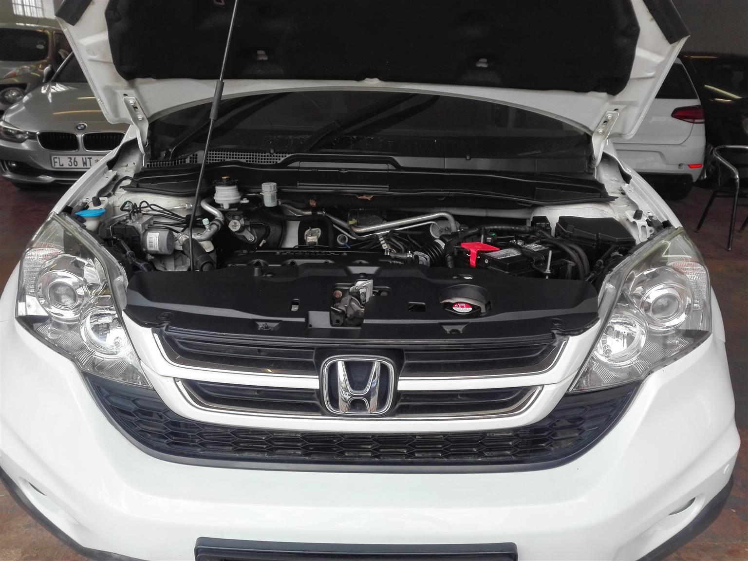 2012 Honda CR-V 2.0 Comfort