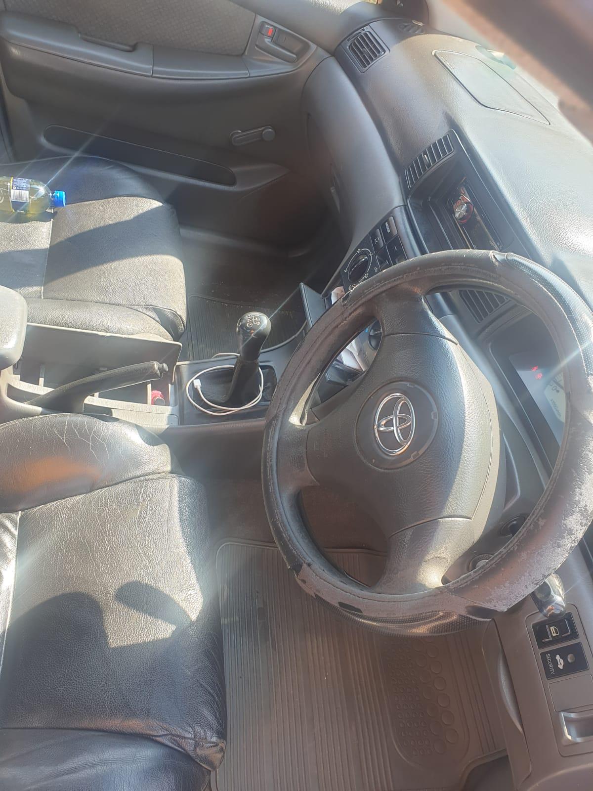 2007 Toyota Corolla 140i