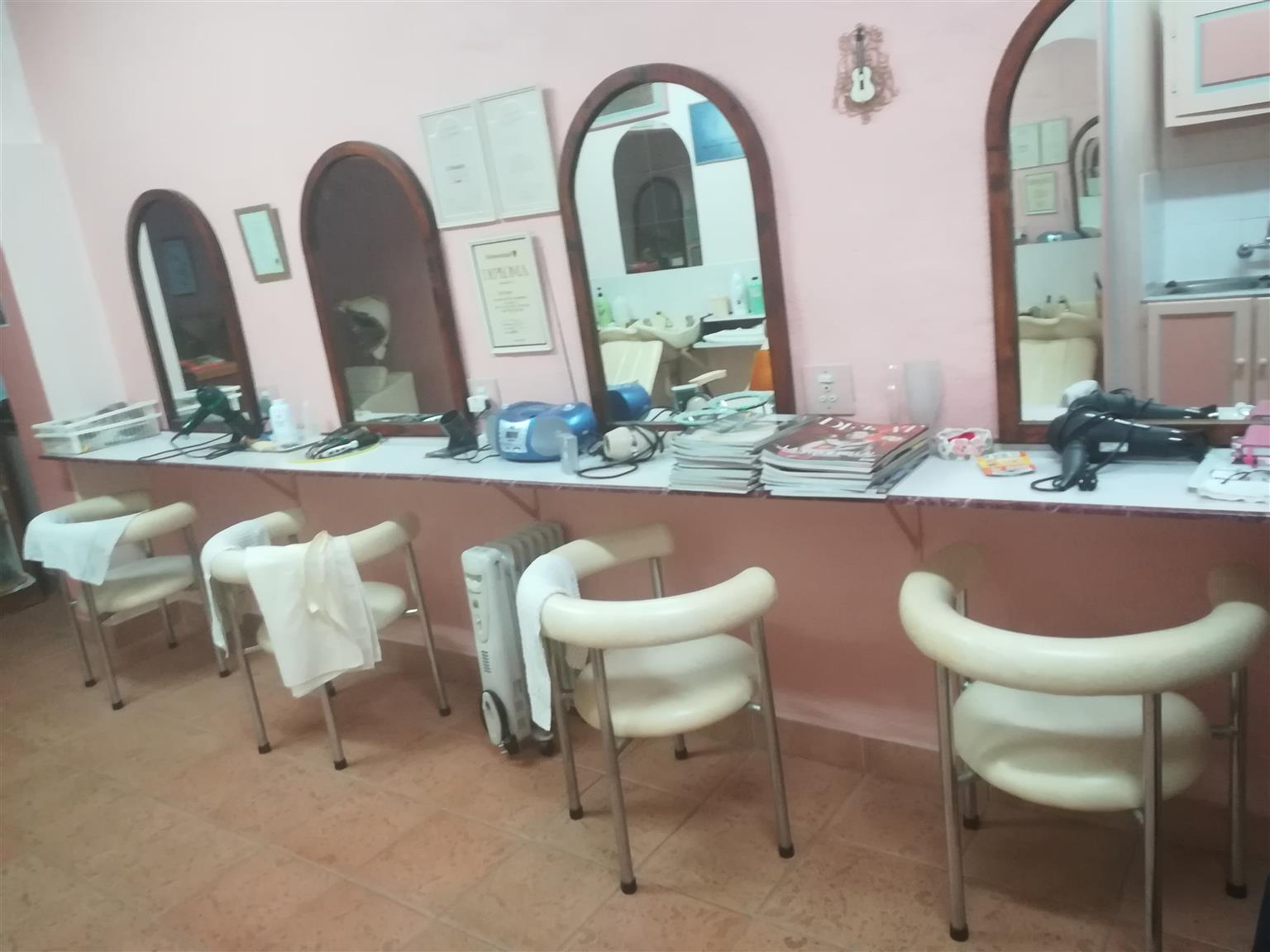 Hair Salon Equiptment and furniture