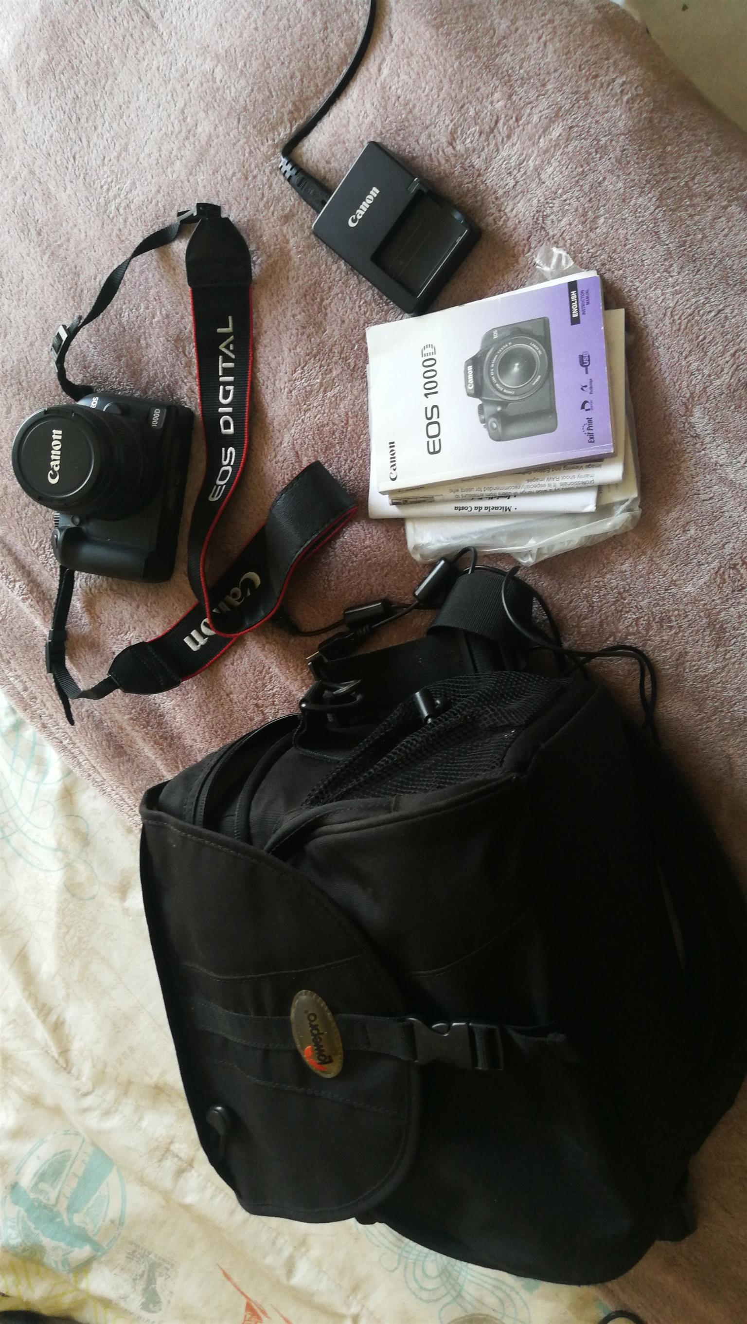 Canon EOS D1000 Camera