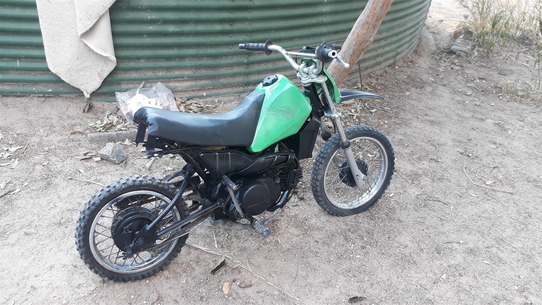 2000 Yamaha PW50