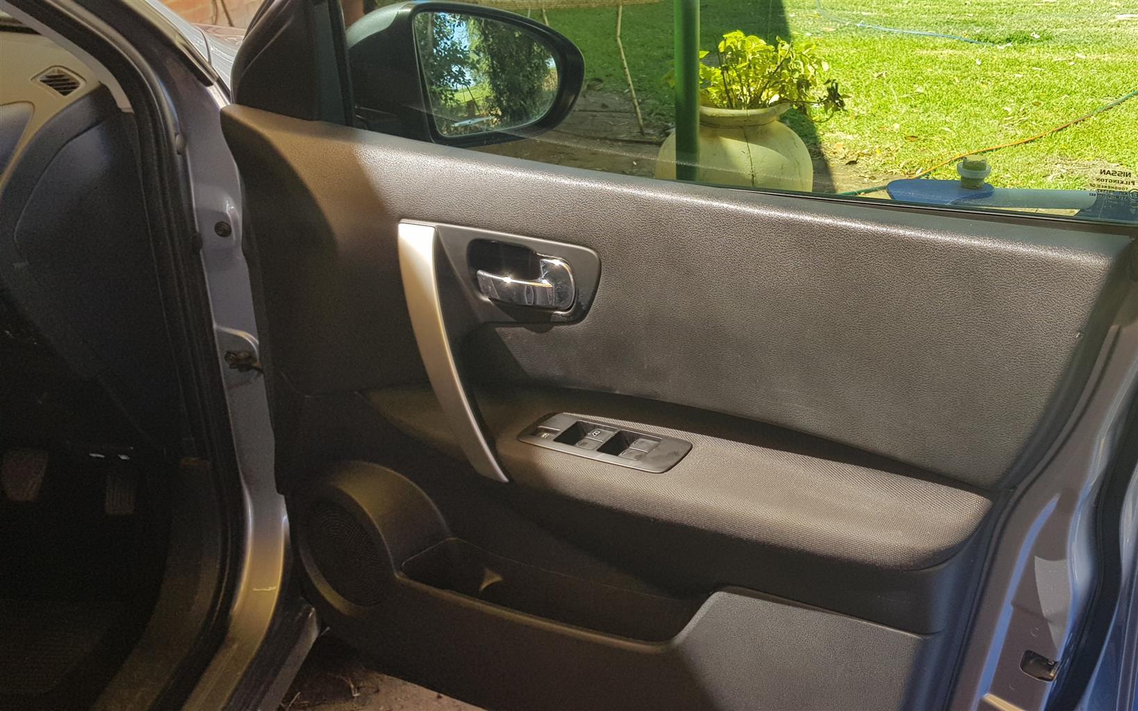 2012 Nissan Qashqai 2.0 Acenta