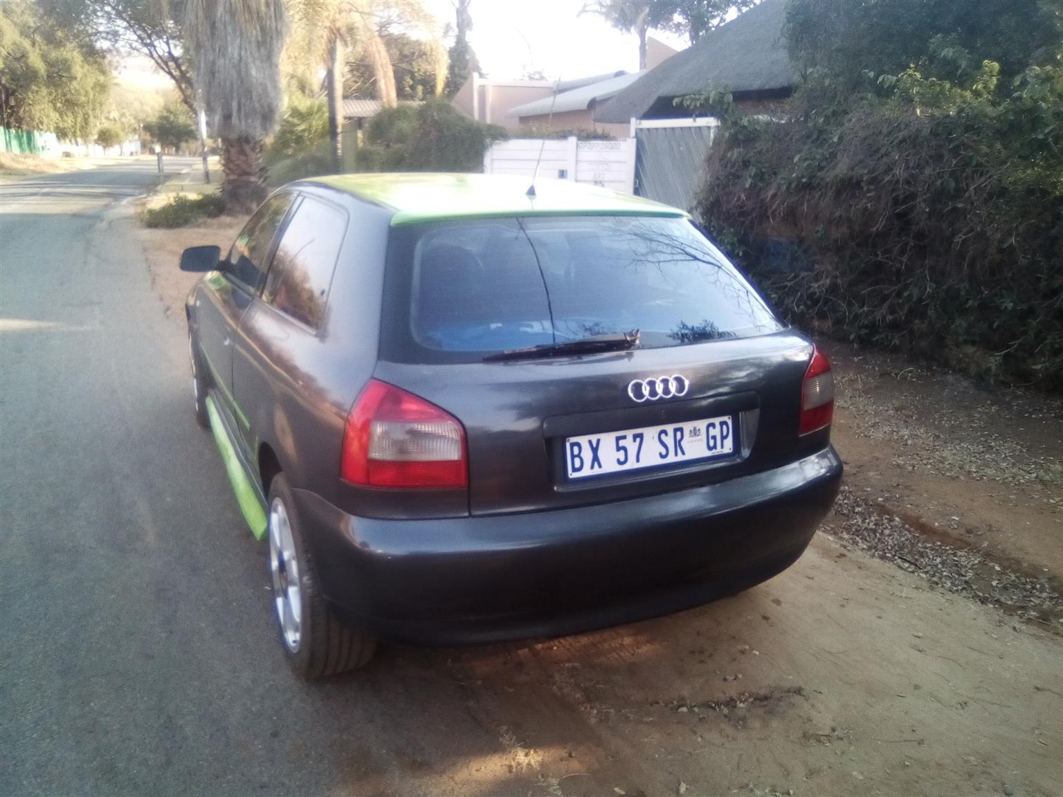 2002 Audi A3 1.8T SE