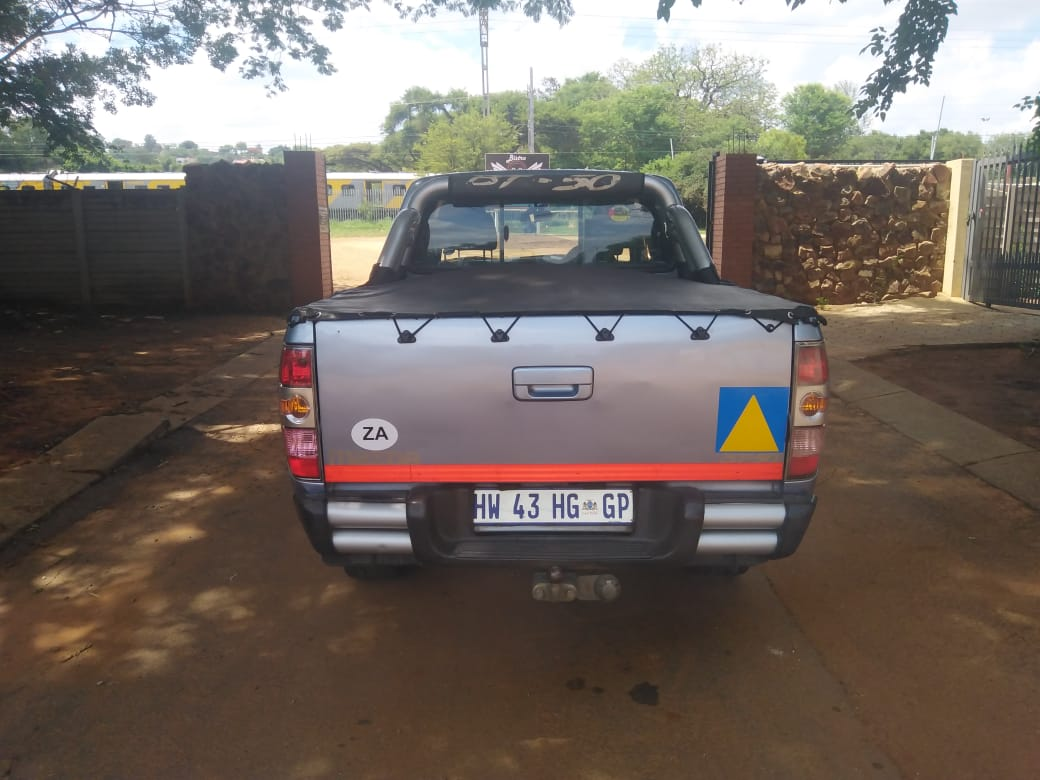 2008 Mazda BT-50 3.0CRD double cab 4x4 SLE