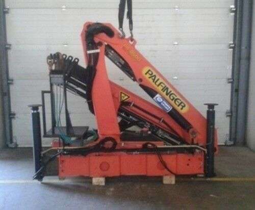 Various truck mounted cranes for sale