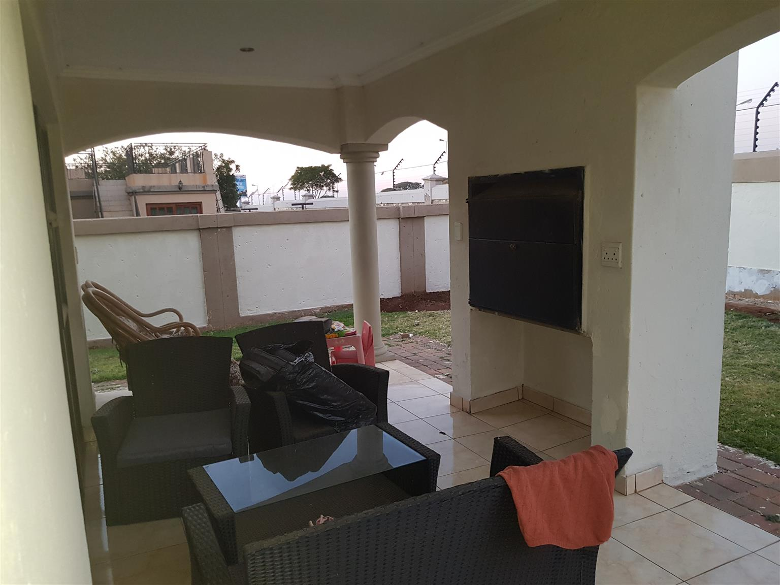 Family Home in Zambesi Country Estate ready for occupation