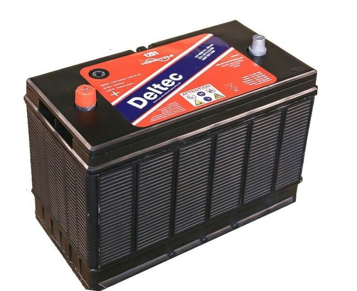 Deltec Deep Cycle (102ah) For Sale