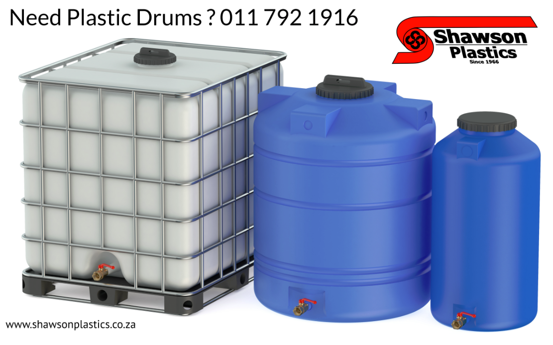Plastic water tanks for sale