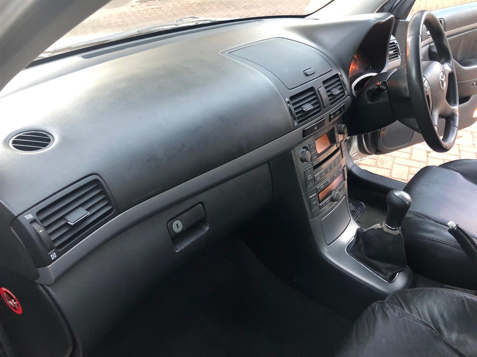 2007 Toyota Avensis 2.0 Advanced