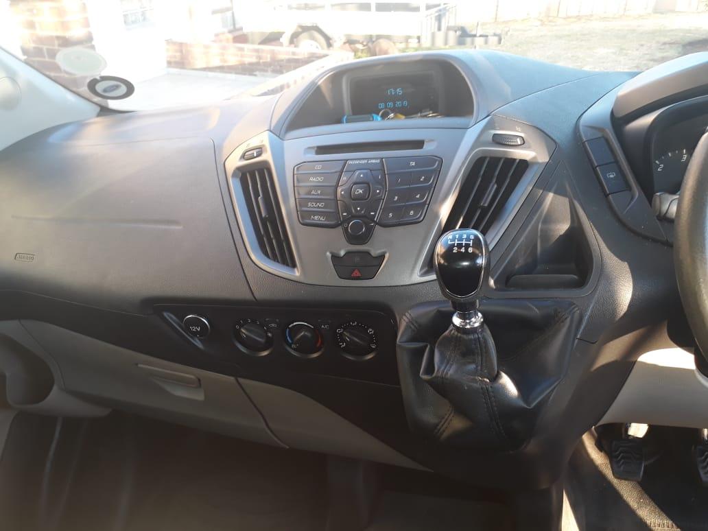 2017 Ford Tourneo 2.2TDCi MWB 12 seat