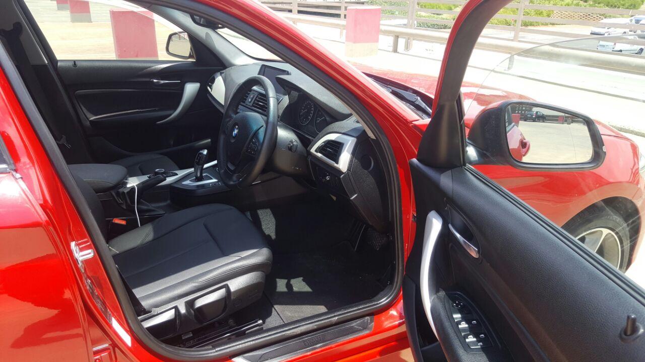 2014 BMW 1 Series 116i 5 door Sport auto