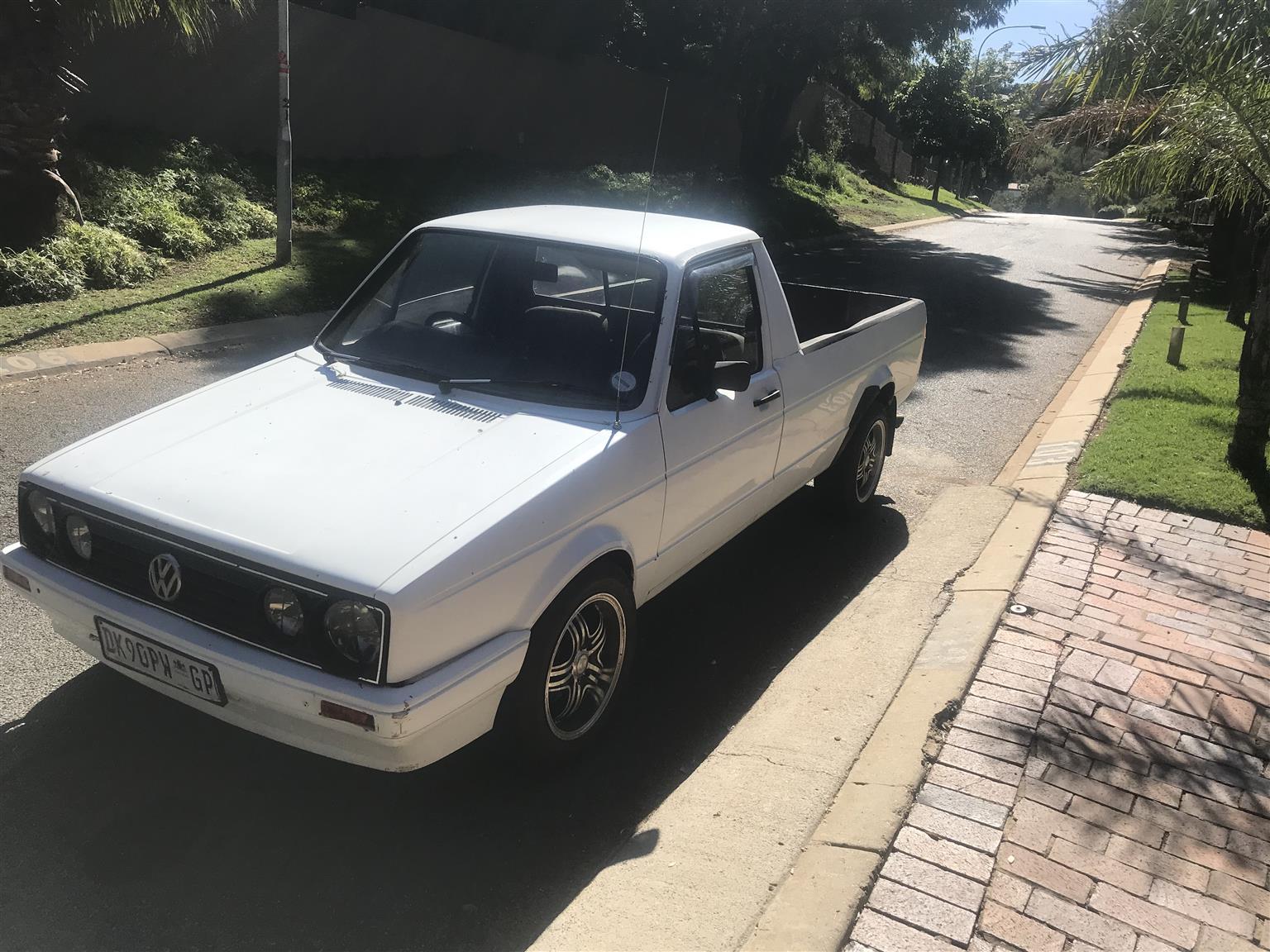 1997 VW Caddy 1,6