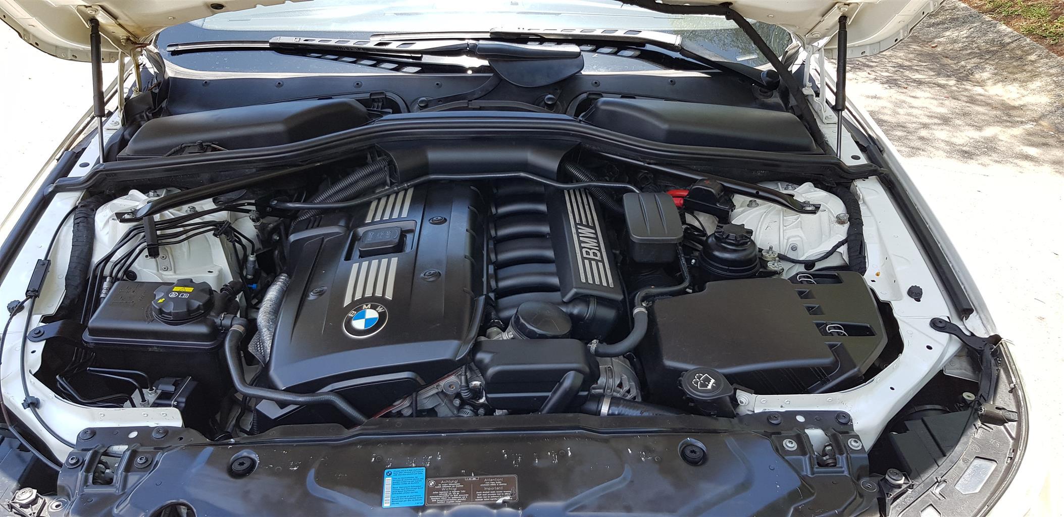 2007 BMW 5 Series 525i M Sport steptronic