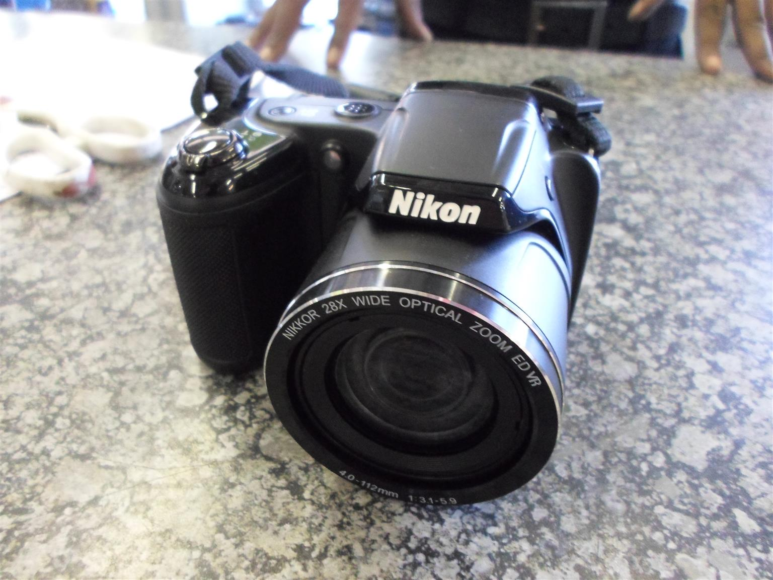 Nikon Coolpix L340 Camera.