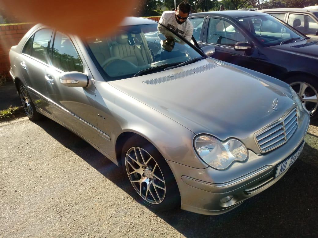 2004 Mercedes Benz C Class C200 Kompressor Elegance