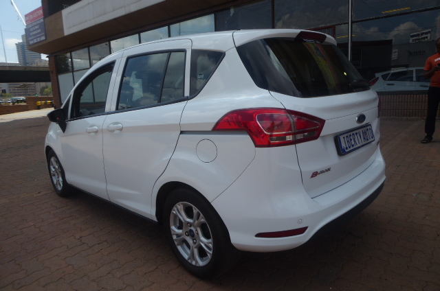 2018 Ford B-Max 1.0T Trend