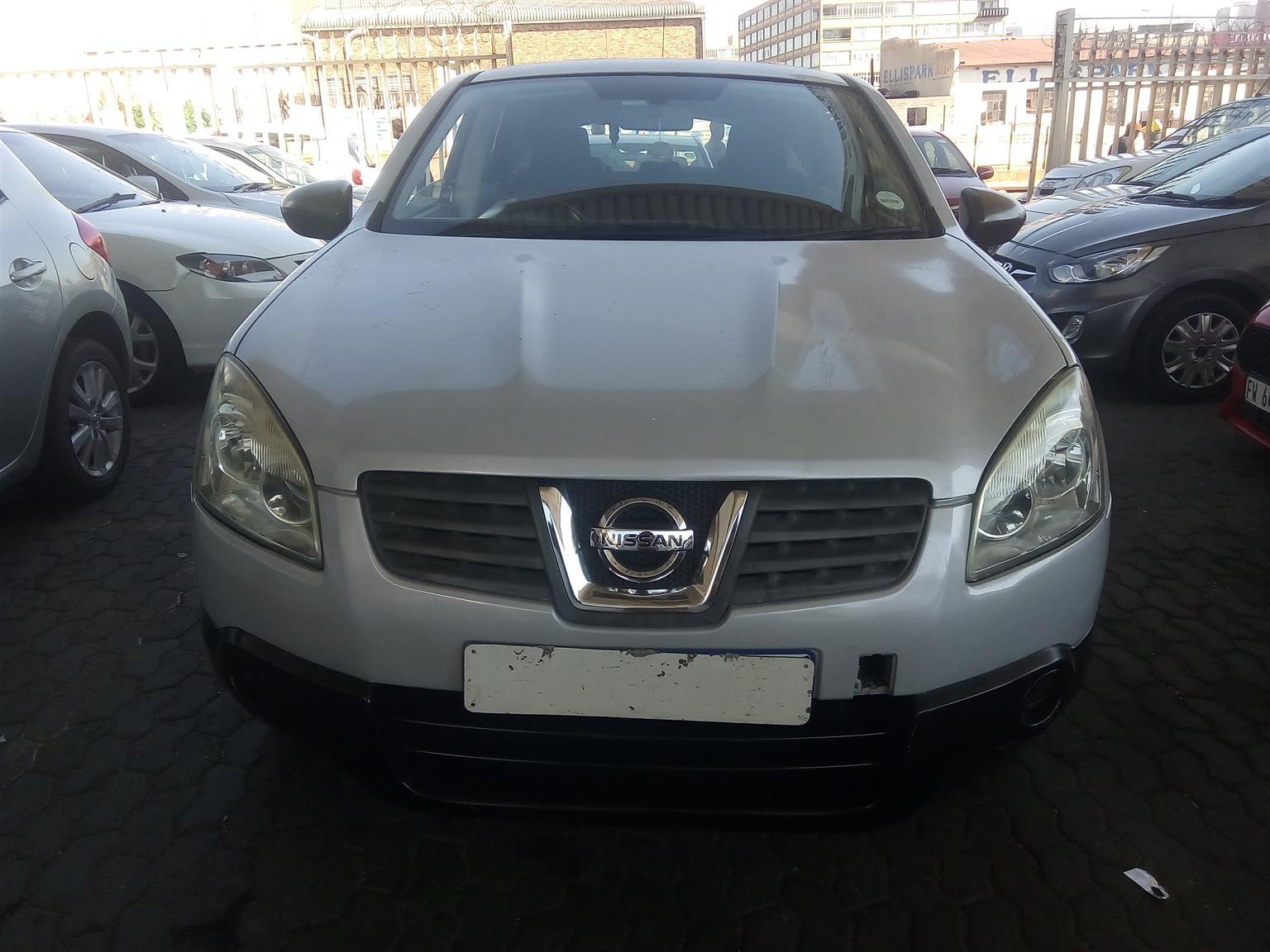 2008 Nissan Qashqai QASHQAI 1.5 dCi ACENTA