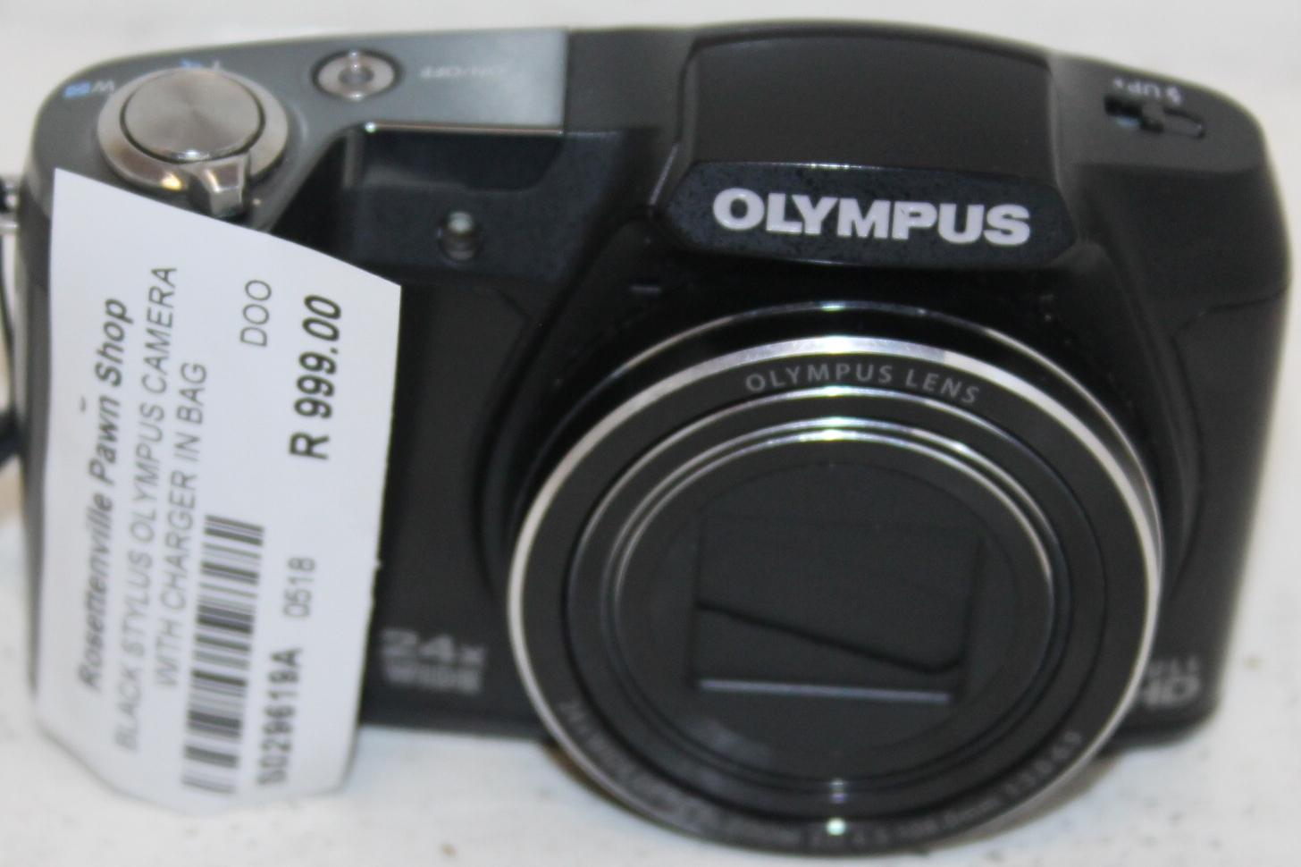 Stylus olympus camera S029619a #Rosettenvillepawnshop