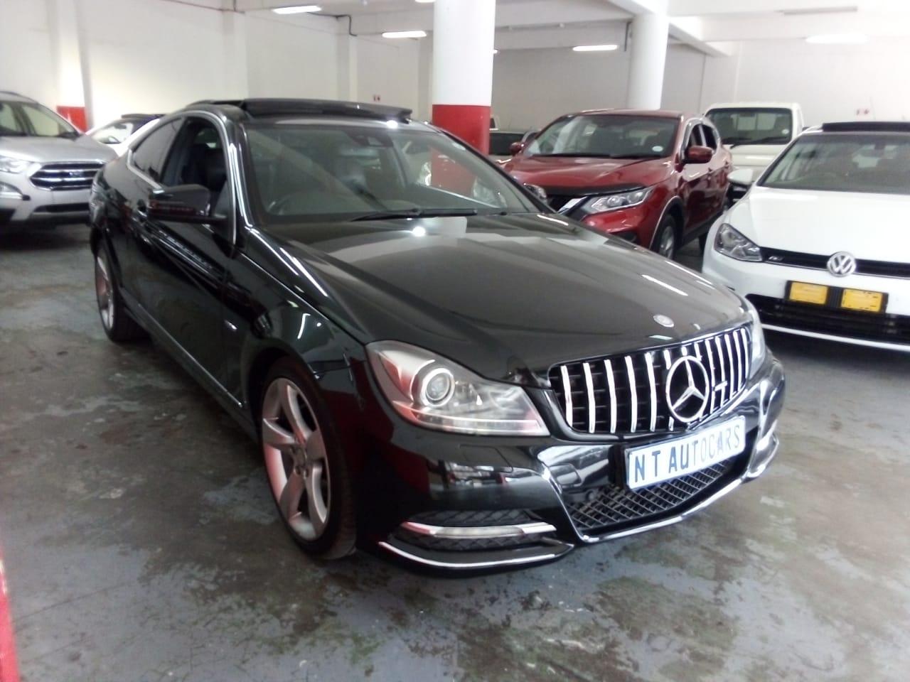 2013 Mercedes Benz C250