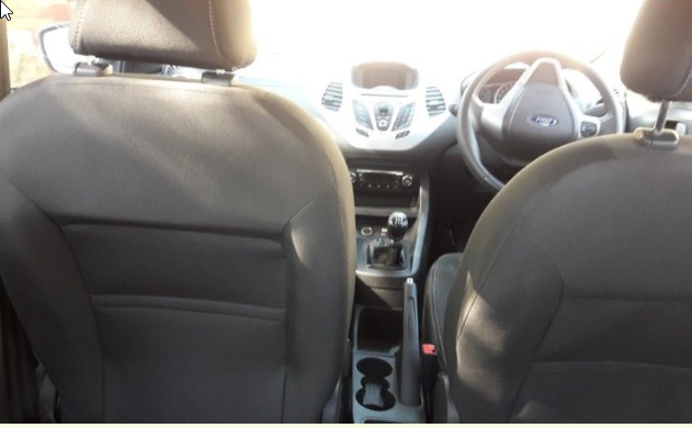 2017 Ford Figo hatch 1.5 Titanium
