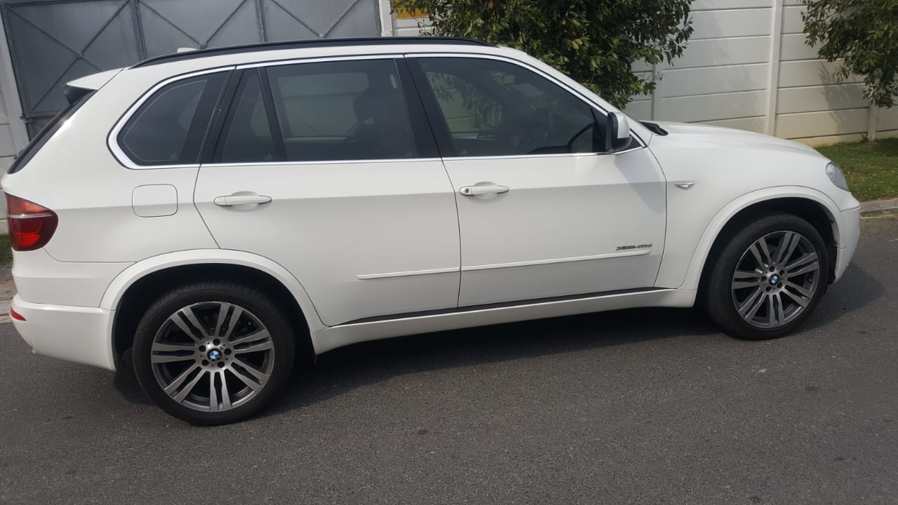 2011 BMW X5 xDrive40d Exterior Design Pure Excellence
