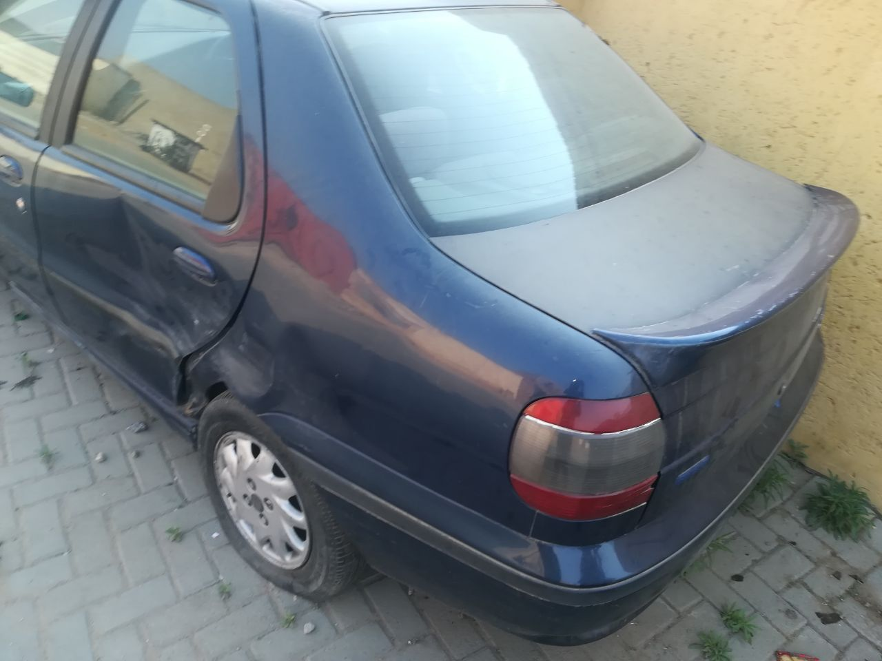 Fiat Siena 1.6 16v 2003 Model Stripping for Spares.