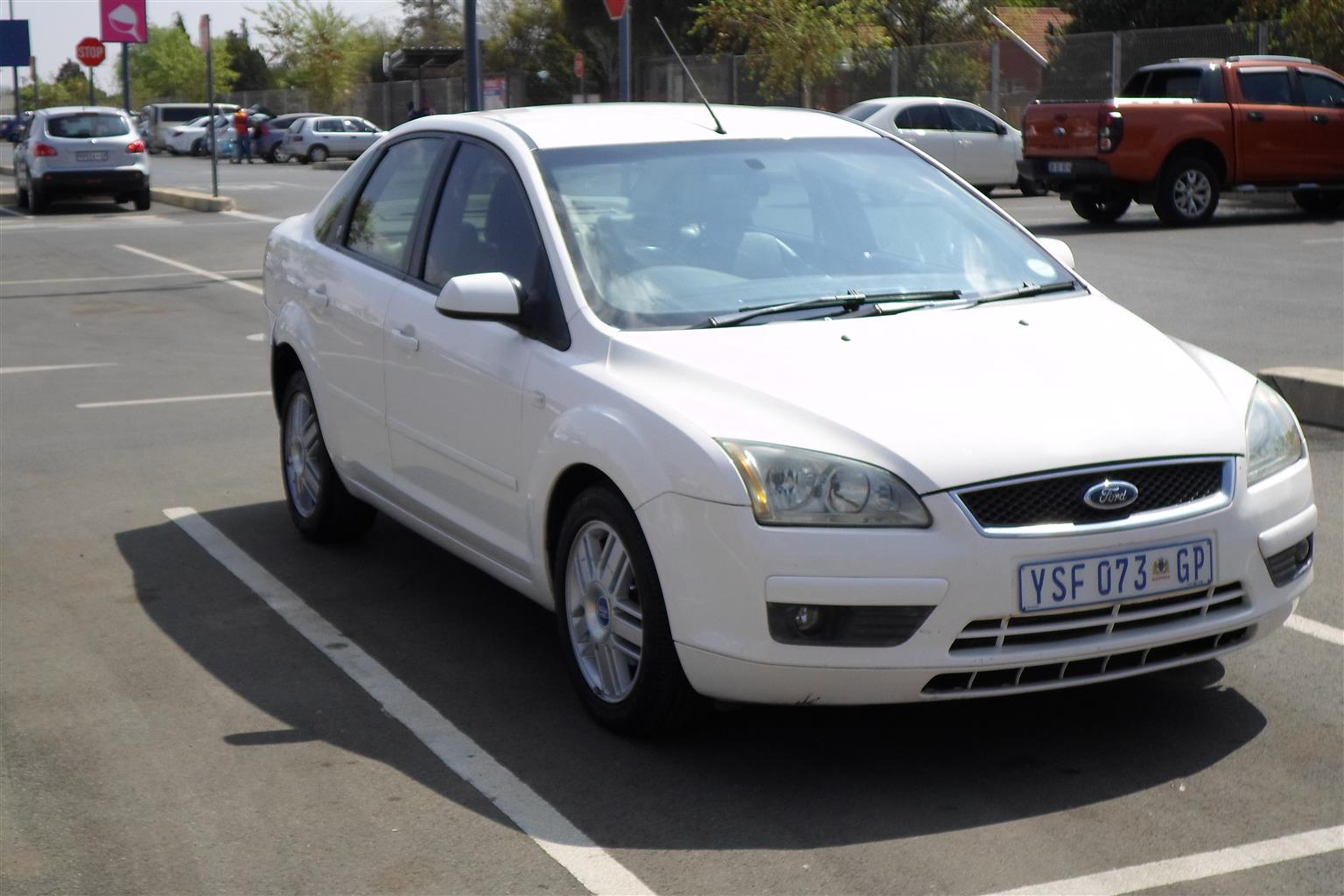 2006 Ford Focus sedan 2.0TDCi Trend