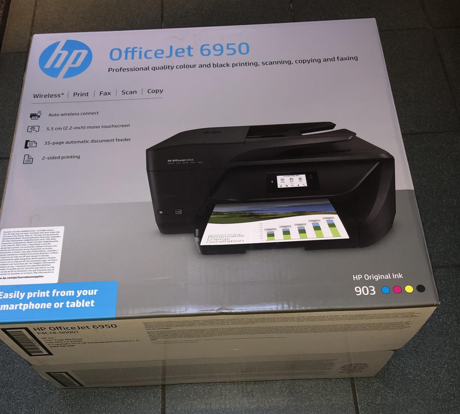 hp officejet 6950 driver vista