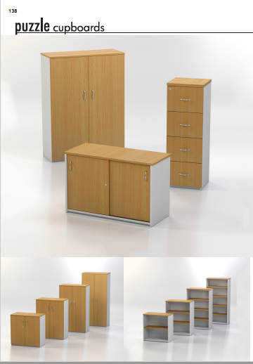 Filing Cabinets Fire Resistance Steel or Wooden