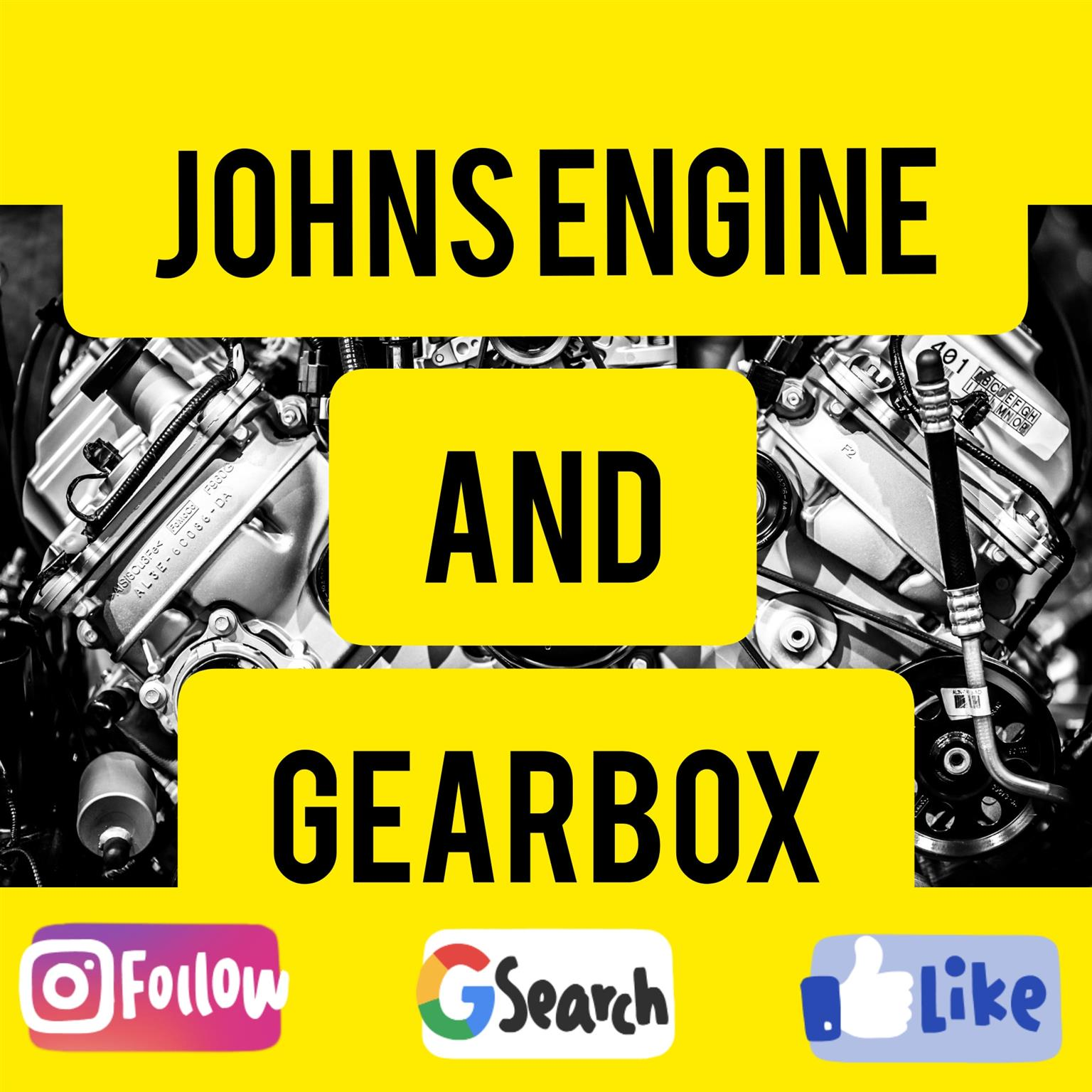 John's Engine and Gearbox