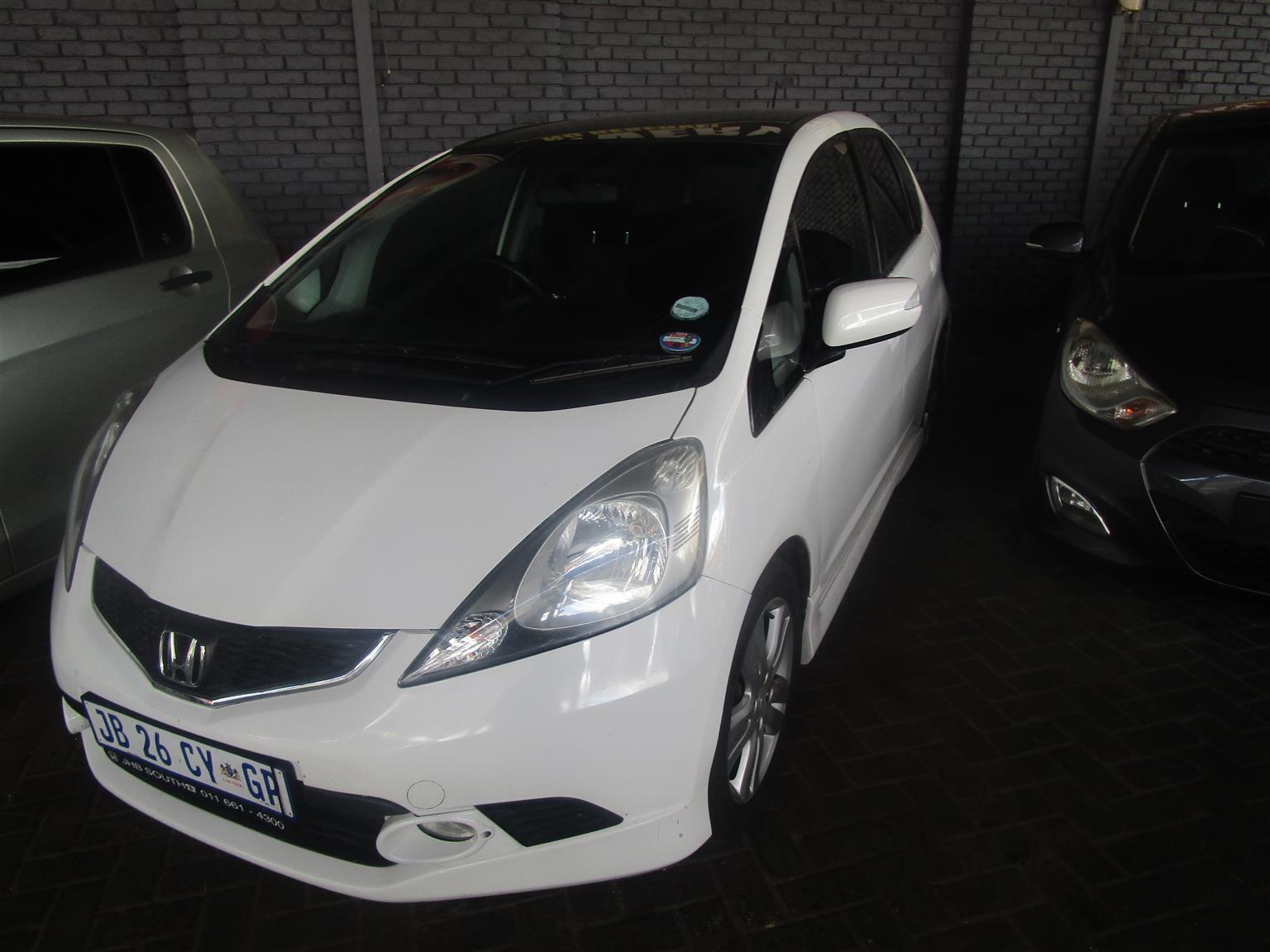 2014 Honda Jazz 1.4