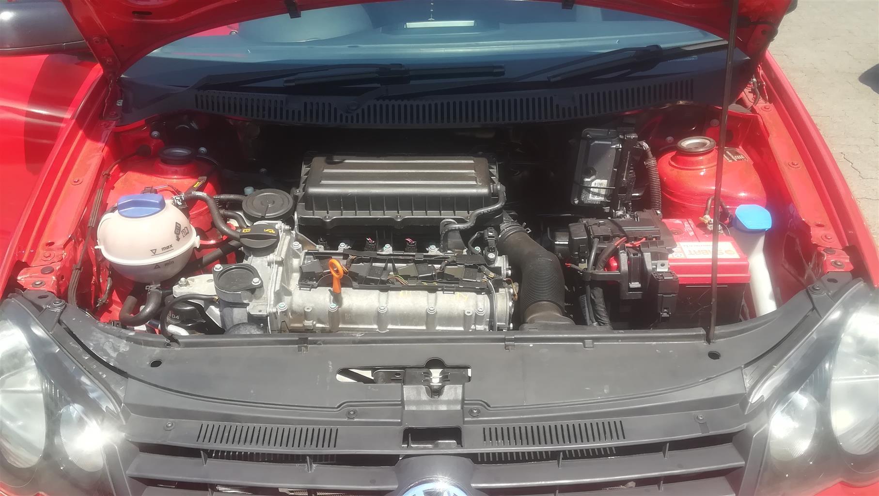 2012 VW Polo Vivo sedan
