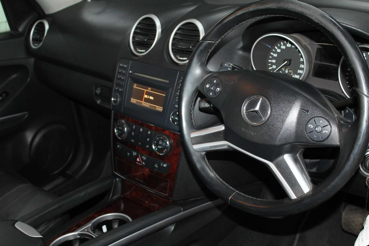 2011 Mercedes-Benz ML 350CDi