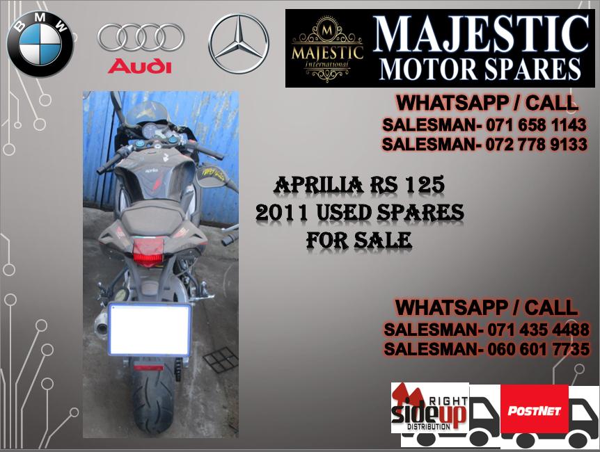 Aprilia RS 250 used spares for sale