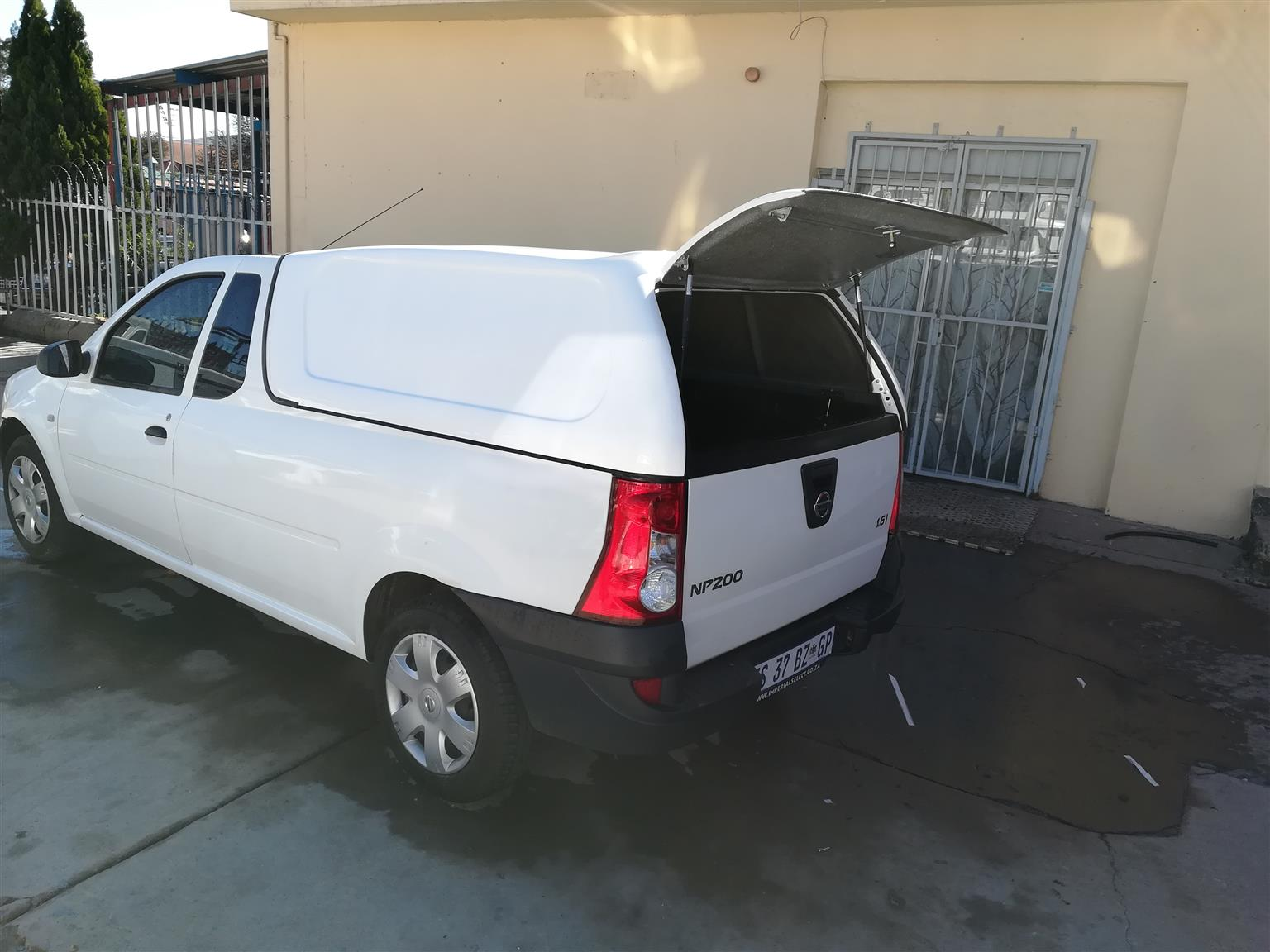2019 Nissan NP200 Brand New Gc Blindside Bakkie Canopy for sale!!