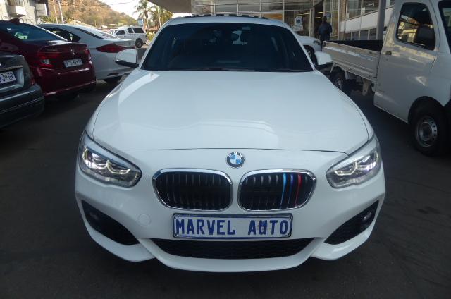 2015 BMW 1 Series 120i 5 door M Sport sports auto