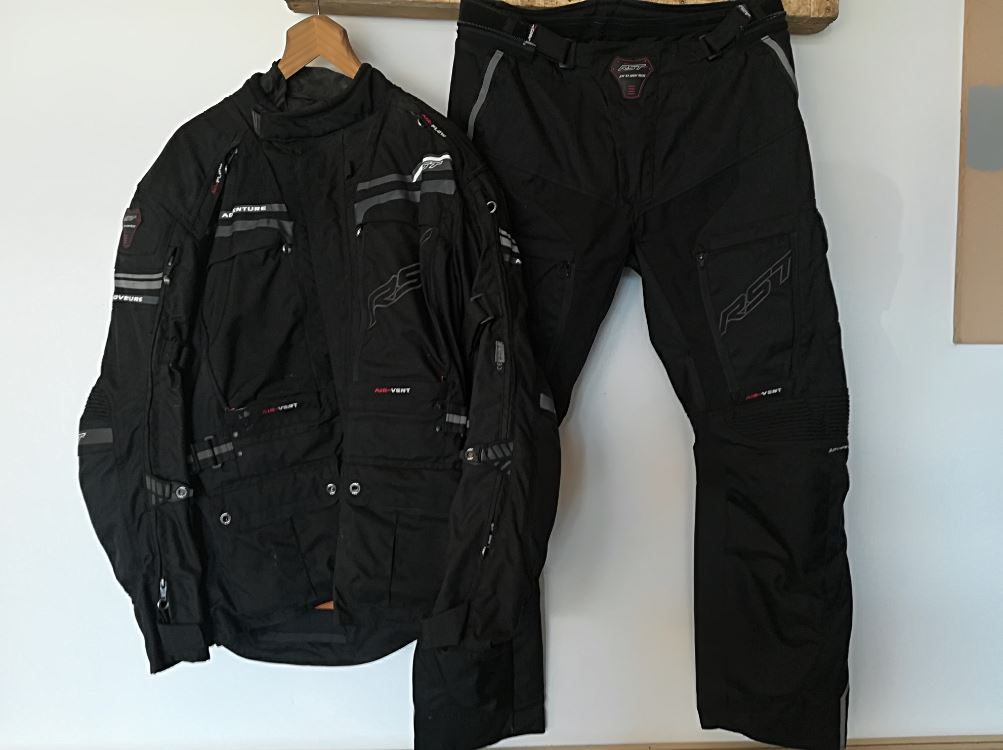 ADVENTURE BIKE GEAR