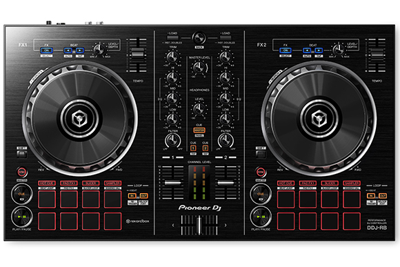 Pioneer Rb midi controller and hybrid speaker