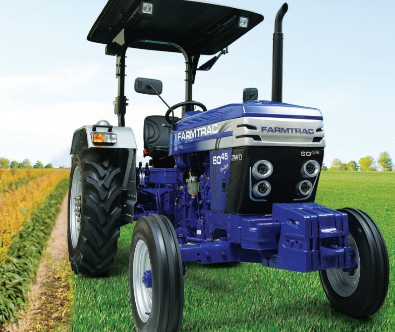 S3114 Blue Farmtrac Compact 45 33kW/45Hp 2x4 New Tractor