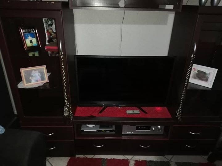 Modern wall unit for sale