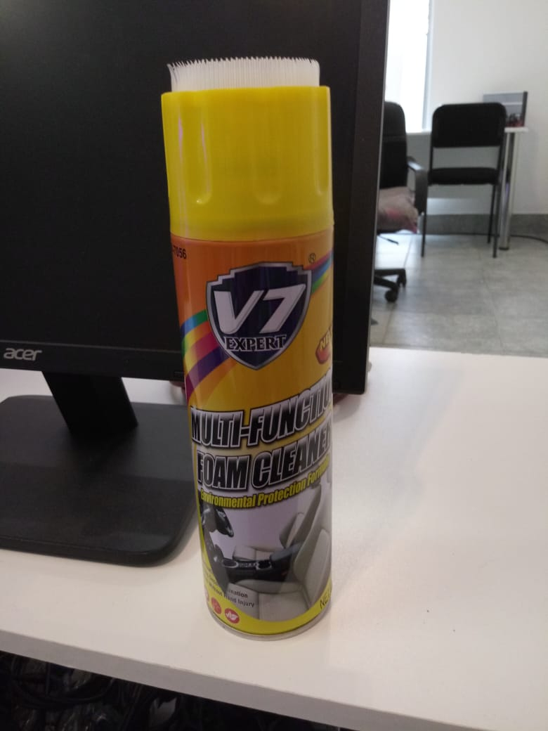 V7 EXPERT MULTI-FUNCTION FOAM CLEANER 650ML