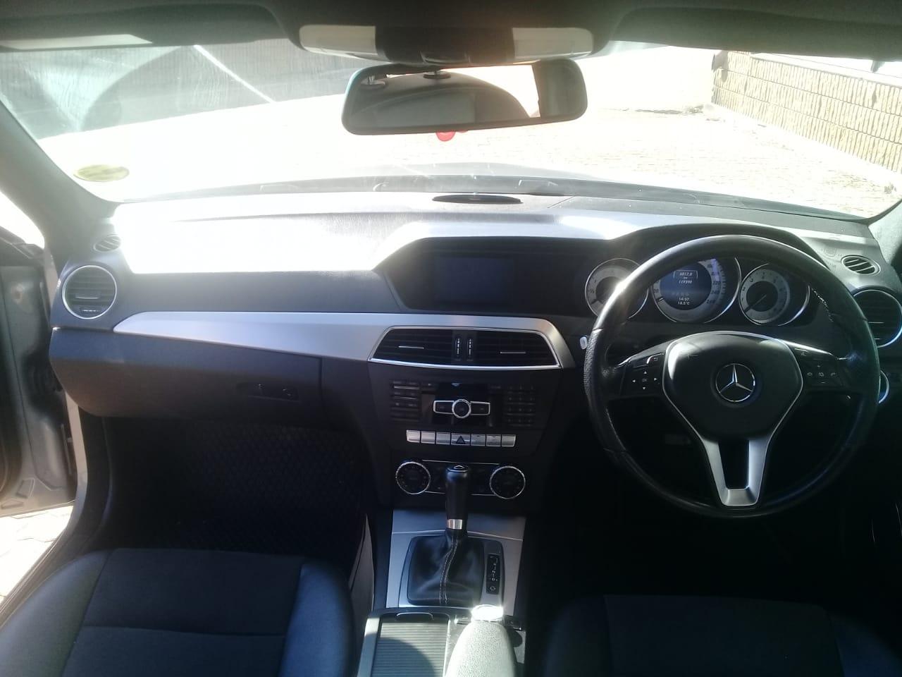 2013 Mercedes Benz C Class C200 auto