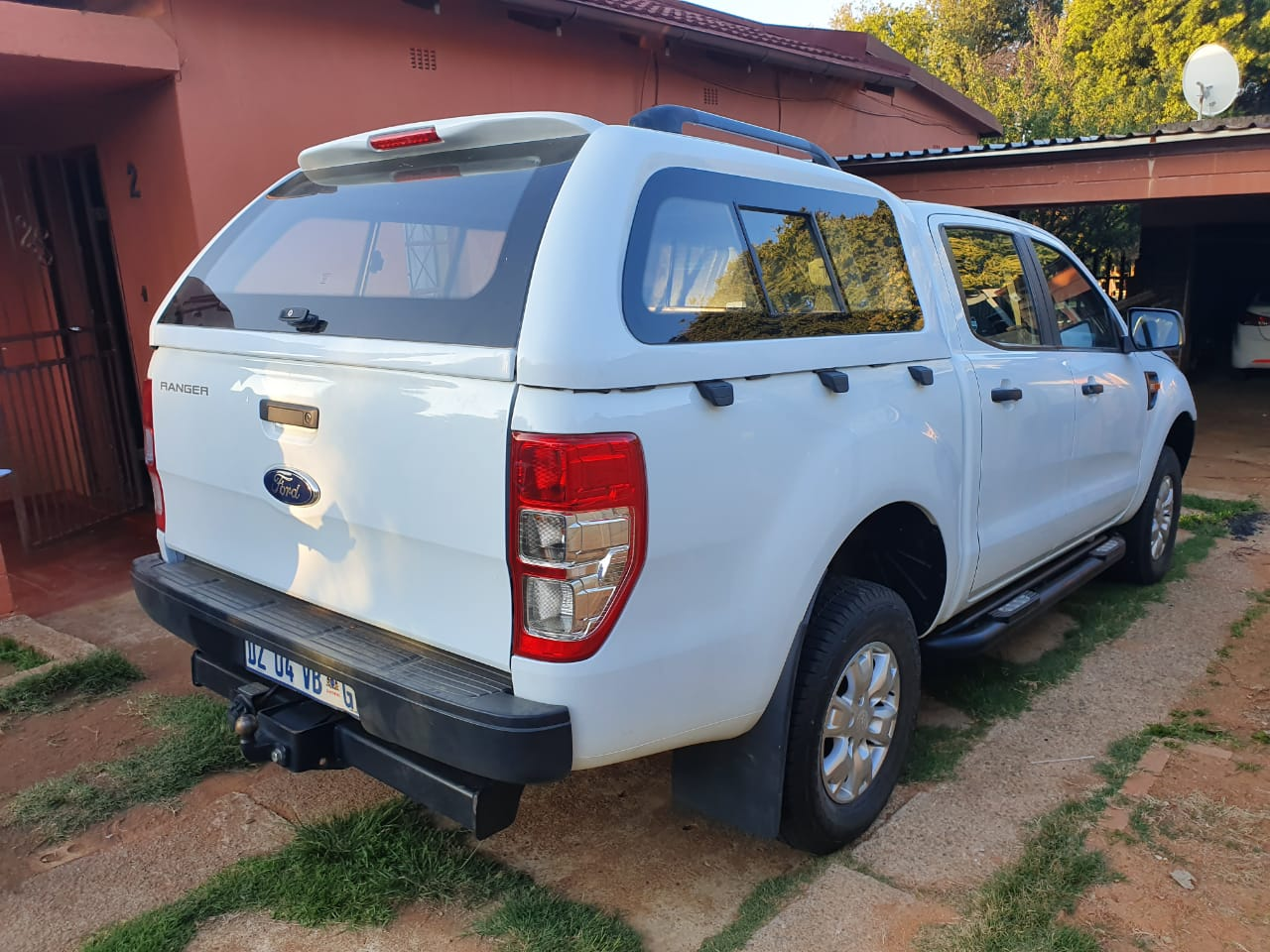 GC GALAXY FORD RANGER T6 DC BAKKIE CANOPY FOR SALE