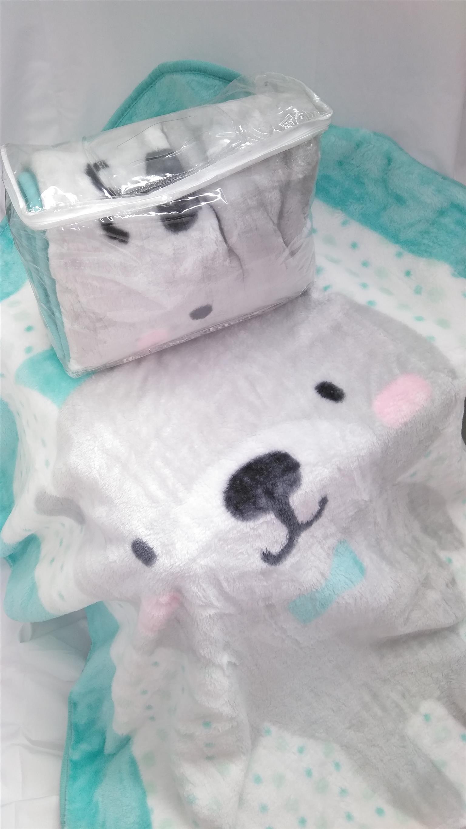 (Mink) Baby Blankets