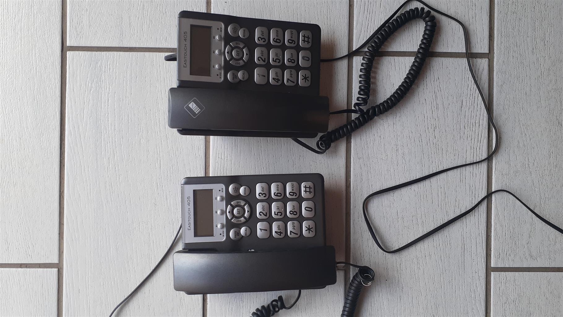 TELKOM LAND LINE PHONES EASYTOUCH 405