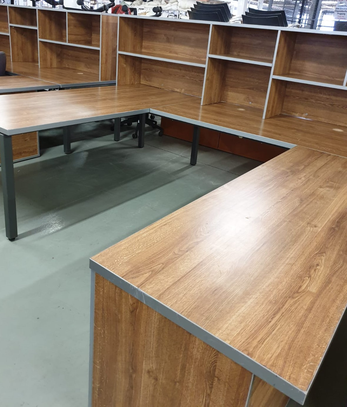 OFFICE DESKS AND CHAIRS for the home office